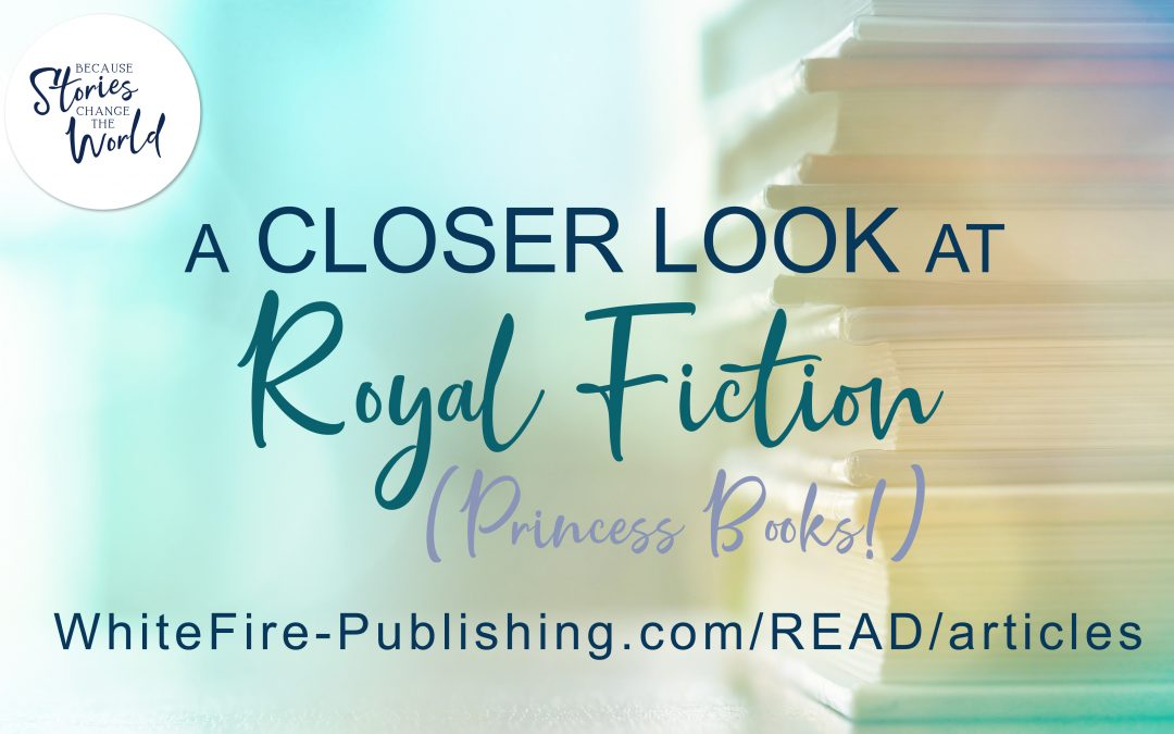 A Closer Look at Royal Fiction (Princess Books!)