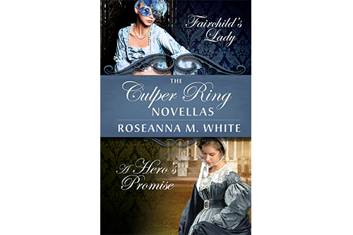 The Culper Ring Novellas